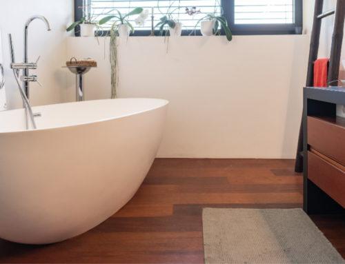 Feuchtigkeitsschutz im Badezimmer